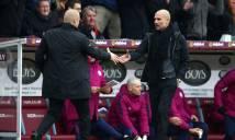 Mất điểm trước đối thủ dưới cơ, Pep vẫn khen Man City 'tiệm cận hoàn hảo'