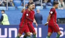 Ronaldo lĩnh xướng ĐHTB vòng bảng Confeds Cup 2017