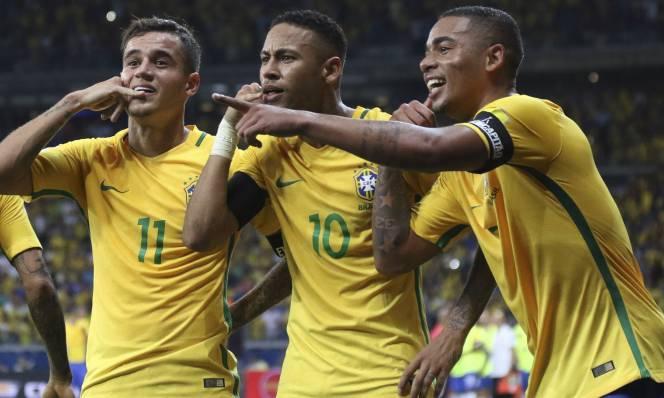 CHÍNH THỨC: Danh sách 23 tuyển thủ Brazil dự World Cup