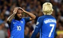 Dứt điểm tệ hại, Pháp để Luxembourg tạo nên cơn địa chấn