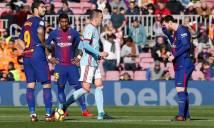 Xoay tua đội hình 'vô tội vạ', Barcelona đang trả giá đắt?