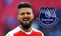 Vì sao Giroud nên cập bến Everton?