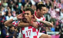 Nhận định Croatia vs Hy Lạp 02h45, 10/11 (Lượt đi PLAY OFF - World Cup 2018)