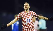 Sao Inter tỏa sáng, Croatia nhẹ nhàng đánh bại Iceland trên sân nhà