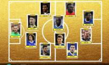 ĐH xuất sắc nhất Ngoại hạng Anh 2016/17 của PFA: Chelsea, Spurs thống trị