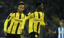 Man City nhảy vào cuộc đua giành sao Dortmund
