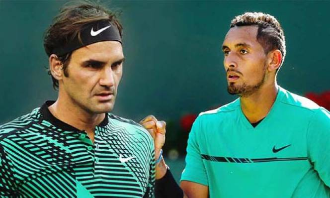 Indian Wells ngày 7: Federer
