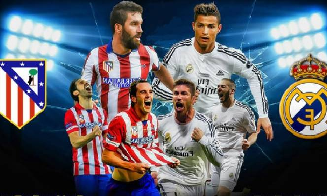 Atletico Madrid vs Real Madrid, 02h45 ngày 20/11: Giữ vững ngôi đầu