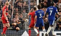 KẾT QUẢ Chelsea - Huddersfield: Bàn thắng may không tưởng, đoạn kết thót tim