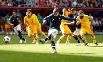 Griezmann trở thành cầu thủ đầu tiên ghi bàn nhờ công nghệ VAR