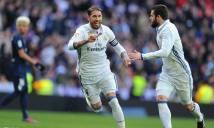 Những điểm nhấn đáng chú ý sau chiến thắng nhọc nhằn của Real trước Malaga