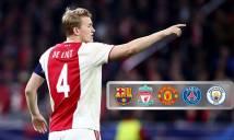 Tin chuyển nhượng 14/6: PSG hẫng tay trên De Ligt trước Barcelona