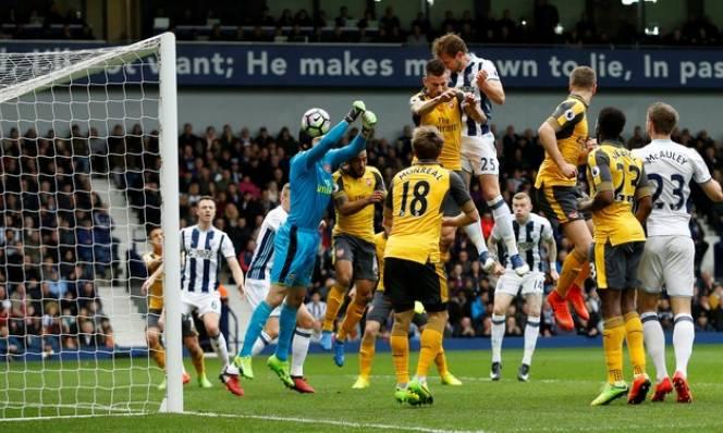 Alan Shearer chỉ trích thậm tệ Arsenal vì thua sốc West Brom