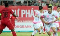 Nhận định Sài Gòn FC vs Hải Phòng, 17h00 ngày 25/11 (Vòng 26 V.League 2017)