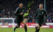 Kết quả Burnley vs Man City: Siêu phẩm và kịch tính phút chót