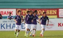 Long An - Hà Nội T&T: Chiến thắng đầu tay
