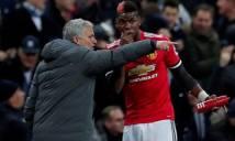 Mourinho phản pháo Rooney về vị trí của Pogba