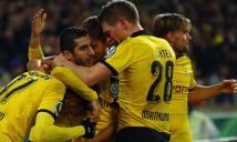 Hạ Stuttgart, Dortmund vào bán kết Cúp QG Đức