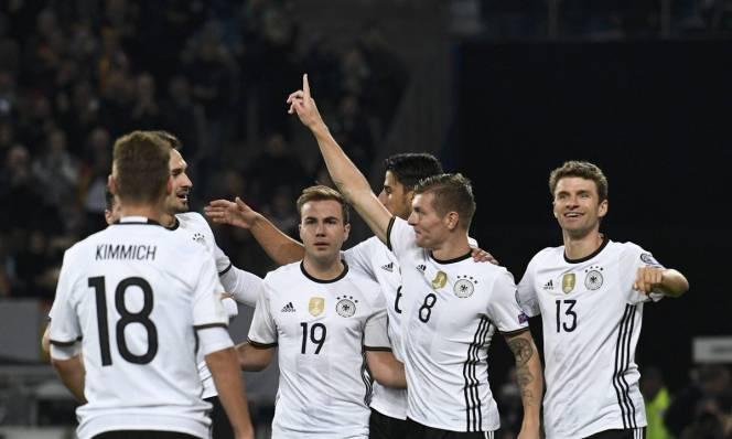 San Marino vs Đức, 2h45 ngày 12/10: Đánh tenis giữa lòng nước Ý