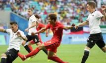 Hàn Quốc vs Đức (21h00, 27/06): Khó lường