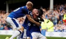 Kết quả lượt đi play-off Europa League: Rooney lại ghi điểm cho Everton, AC Milan