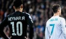Neymar nhắn nhủ Ronaldo, chủ PSG vội vã phi tới Brazil