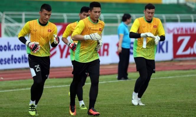'Thủ môn đang là vị trí yếu nhất tuyển Việt Nam'