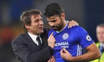 'Chelsea sẽ khó có thể thay thế được Diego Costa'