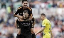 Dzeko lập cú đúp, Roma đại thắng trước trận Liverpool