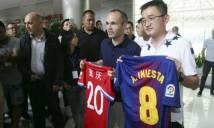 Tương lai Andres Iniesta: Sứ mệnh ở Trung Quốc