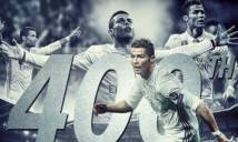 Ronaldo chính thức làm nên lịch sử tại Real Madrid