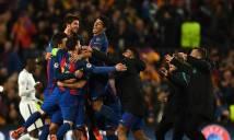 Ăn mừng quá khích trước PSG, Barca 'lĩnh đủ'