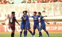 AFC Cup 2019: Lộ diện đối thủ của đại diện Việt Nam ở bán kết liên khu vực, từng vùi dập nhà vô địch ĐNÁ 11 bàn