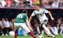 Đức vs Thụy Điển: Joachim Low loại Ozil để