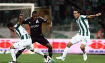 Nhận định Bursaspor vs Besiktas 00h00, 03/02 (Vòng 20 giải VĐQG Thổ Nhĩ Kỳ)