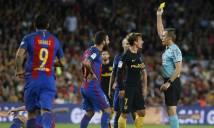 Điểm tin sáng 22/09: Barca lỡ cơ hội bám đuổi Real trong ngày Messi dính chấn thương