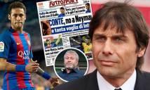 SỐC: Chelsea đạt thỏa thuẩn mua Neymar, giá gấp đôi Pogba