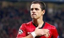 Hé lộ lí do khiến Mourinho cần Chicharito trở về Old Trafford