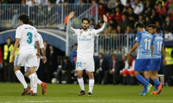 KẾT QUẢ Malaga - Real Madrid: Sút phạt hảo hạng, phô diễn đẳng cấp