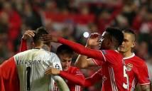 Thành Manchester chuẩn bị 'hút máu' Benfica