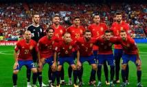 ĐT Tây Ban Nha công bố số áo dự World Cup 2018