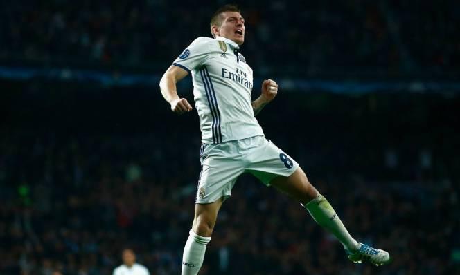 Toni Kroos tự tin với cơ hội của Real tại Champions League