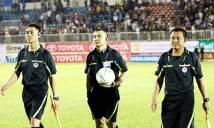 V-League nổi sóng vì trọng tài