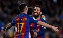 Barca lên danh sách 3 cầu thủ phải rời đi vào tháng 1