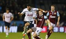 Nhận định Burnley vs Tottenham 00h30, 24/12 (Vòng 19 - Ngoại hạng Anh)