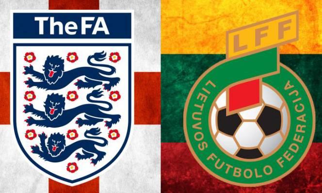 Anh vs Lithuania, 23h00 ngày 26/03: Nhẹ nhàng vượt ải