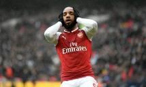 Arsenal đón tin cực vui trước đại chiến Man City