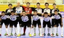 Thái Sơn Nam thua đau tại giải futsal châu Á