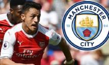 Arsenal 'chơi rắn', quyết không để Sanchez sang Man City