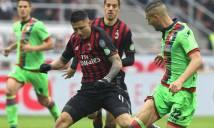 Vượt ải Crotone, AC Milan áp sát ngôi đầu